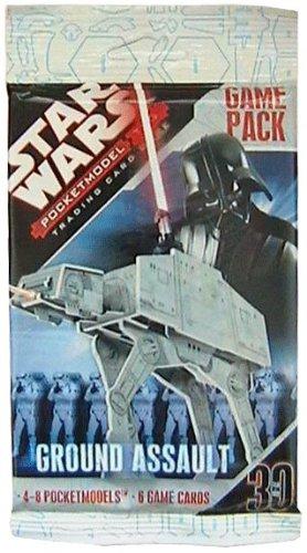 Star Wars Ground Assault Pocketmodel Game Pack - 1