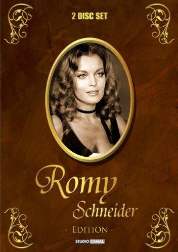 Romy Schneider Edition [2 DVDs]
