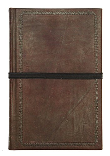 Magnoli Clothiers Grail Diary Professor Journal Leather Blank Book (New Cover/New Pages) (Old Fashioned Journal compare prices)
