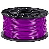 NuNus 3D Printer ABS Filamento 3,00mm 1KG Spool 3D Materiale di stampa per stampanti (porpora)