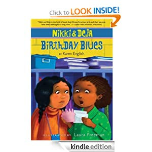 Nikki and Deja: Birthday Blues Laura Freeman