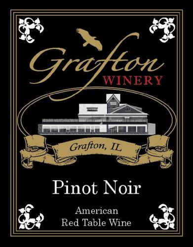 Nv The Grafton Winery Pinot Noir 750 Ml
