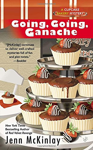 Going, Going, Ganache (Cupcake Bakery Mystery) PDF