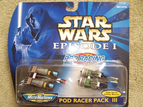 Star Wars Episode 1 Pod Racer Pack - 1