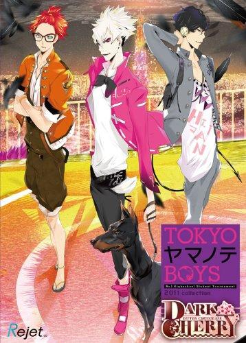 TOKYOヤマノテBOYS DARK CHERRY DISC 通常版