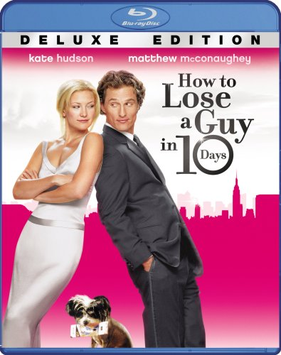 Cover art for  How to Lose a Guy in 10 Days [Blu-ray]