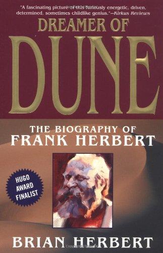 Dreamer Of Dune: The Biography Of Frank Herbert front-488561