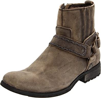 bed stu mens innovator black boots us 13 nib