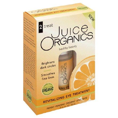 Juice Organics Revitalizing Eye Treatment, 0.5-Ounces [Personal Care]