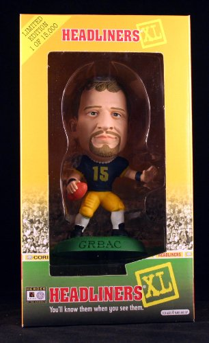 Buy Low Price Corinthian ELVIS GRBAC / UNIVERSITY OF MICHIGAN WOLVERINES 1998 Limited Edition Headliners XL Premier Collection * Figure (B00534CXF8)