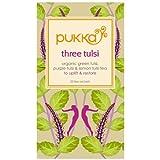 英国金賞受賞PUKKA(パッカ) スリートゥルシー Three Tulsi