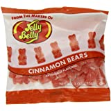 Jelly Belly Cinnamon Bears 85 g (Pack of 3)