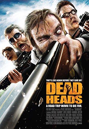 DeadHeads-Cesoie Film-Poster, 70 x 44 cm