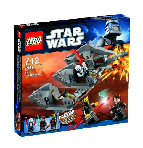 LEGO Star Wars 7957: Sith Nightspeeder