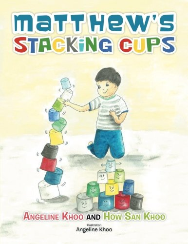 Matthew's Stacking Cups