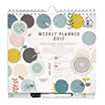 Organised Mum 2017 Weekly Planner (La...