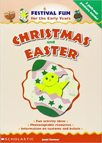 Christmas and Easter (Festival Fun for the Early Years)