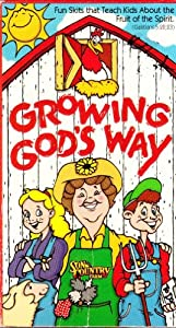 GROWING GOD'S WAY: Fun Skits that Teach Kids About the Fruit of the Spirit