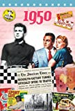 1950 Birthday Gifts - 1950 DVD Film and 1950 Greeting Card