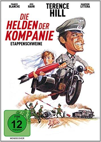Die Helden der Kompanie (Etappenschweine) (mit Terence Hill)