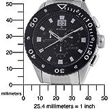 Edox Men's 10017 3 NIN Class 1 Chronograph Watch