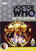 Doctor Who - The Five Doctors (25th Anniversary Edition) [Edizione: Regno Unito]