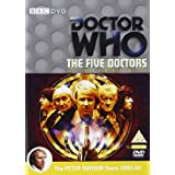 Doctor Who - The Five Doctors (25th Anniversary Edition) [1983] [DVD]by Peter Davison