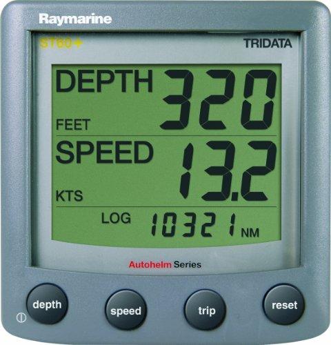 Raymarine ST60+ Tridata System - Grey