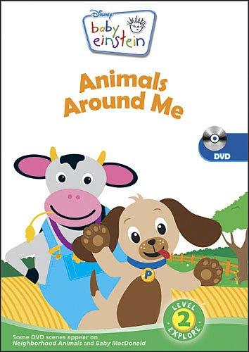 Baby Einstein: Animals Around Me front-624273