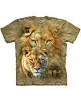 Tee shirt Lion - African Royalty