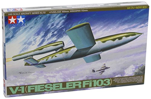 Tamiya 61052 1/48 German V1 Flying Bomb - 1