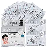 10x Paar Augenpads 'EYE MASK' Collagen Augenserum Maske...