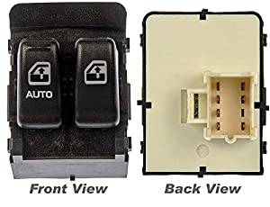 Apdty 012136 power window master switch fits for 2002 chevy venture window switch