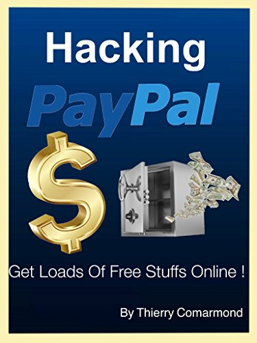 Hacking Paypal: Get Loads Of Free Stuffs Online!
