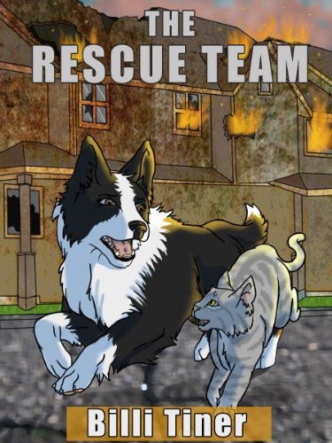 Kids on Fire: Enjoy A Free Excerpt From The Rescue Team