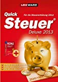 QuickSteuer Deluxe 2013 (f�r Steuerjahr 2012) [Download]