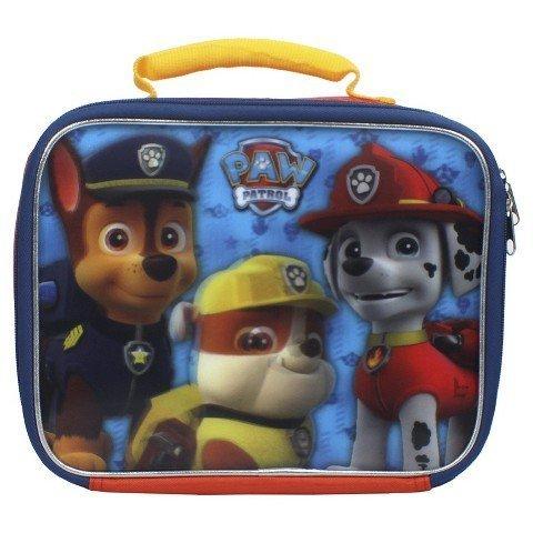 Paw Patrol 3D Lunchbox - 1