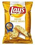 Lay's Potato Chips, Cheesy Garlic Bread, 9.5 Ounce (Pack of 4)