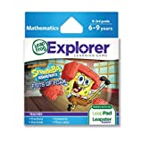LeapFrog Explorer Game: SpongeBob SquarePants Fists of Foam (for LeapPad and Leapster)