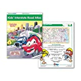 Little Passenger Kids' Road Atlas (Little Passenger Travel Activity Maps)