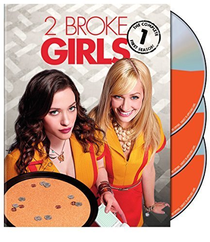 2 Broke Girls: The Complete First Season by Warner Home Video
