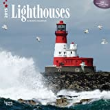 Lighthouses 2015 Square 12x12