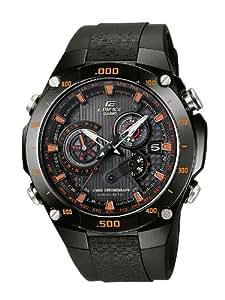 Casio - EQW-M1100C-1AER - Montre Homme - Quartz - Analogique - Bracelet Résine noir