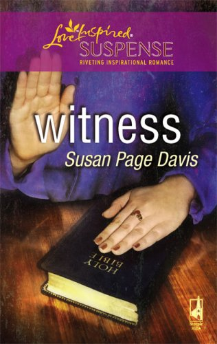 Image of Witness (Steeple Hill Love Inspired Suspense #98)