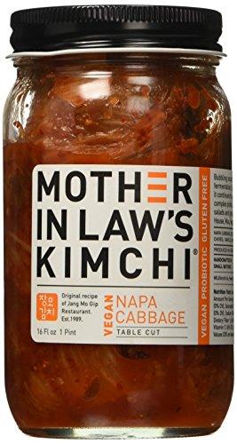 Mother in Law's Kimchi House Napa Cabbage Kimchi, 16 oz