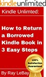 Kindle Unlimited: How to Return a Bor...