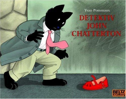 Buchseite und Rezensionen zu 'Detektiv John Chatterton: Bilderbuch (MINIMAX)' von Yvan Pommaux