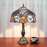 Gg-2016-Stilvolle-gemtliche-Buntglas-Tisch-Lampe-CafeSchlafzimmerKinder-ZimmerBalkenlangsam-UEBERROLLBUEGEL