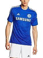 adidas Camiseta de Fútbol Cfc H Jsy (Azul)