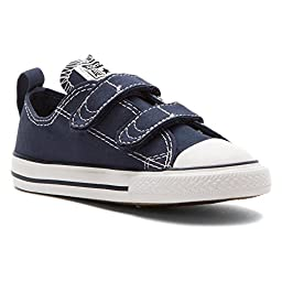 Converse Unisex Baby All Star 2V - Athletic Navy - 5